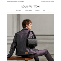Utility & Fashion Unite: Men's New Classic Bags