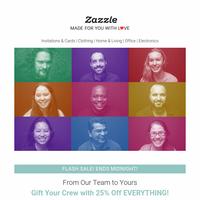 ⚡25% Off Flash Sale: Teammate Appreciation!