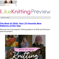25 Best Patterns of 2020