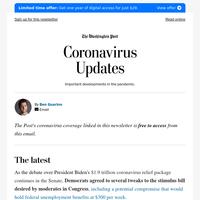 Coronavirus Updates: Testing is plummeting. But why?