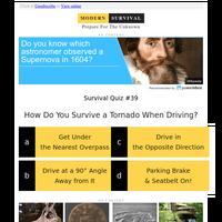 Survival Quiz #39