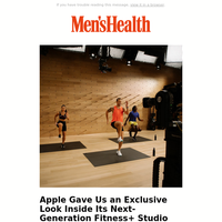 Apple Gave Us an Exclusive Look Inside Its Next-Generation Fitness+ Studio