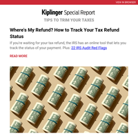 How to Track Your Tax Refund