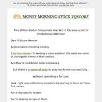 5 stocks to watch