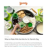 Kid-friendly St. Patrick's Day treats 🍀