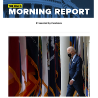 The Hill's Morning Report - Presented by Facebook - 1/ Biden, Harris to hit road to pitch stimulus law. 2/ Fauci warns of infection surge, pushes Trump supporters to get vaccine. 3/ Pelosi moves ahead on agenda as Dem caucus stays in line. 4/ Biden