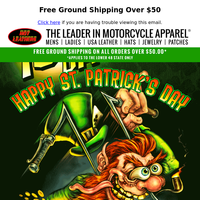 Don't Miss Our St. Patrick's Day Sale!