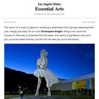 Essential Arts: Palm Springs' #MeToo Marilyn