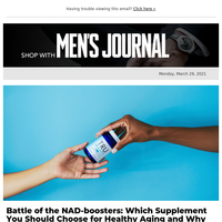 NAD – What It Is, Why You Need It & What Supplements Will Give You the Best Boost