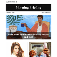 Work from home: Here to stay for you and me?