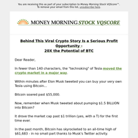 : The real profit opportunity behind this crypto headline