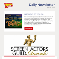 Who Will Win At the SAG AWARDS? Winners List Updating Live!