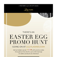 🐰 HAPPY EASTER don't miss our Easter Egg Promo Hunt 💖