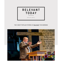 This morning's trending stories: N.T. Wright on Easter, Atonement and..., Tim Keller on Jesus' Death and..., RELEVANT Recommends: Five Documentaries to Stream...