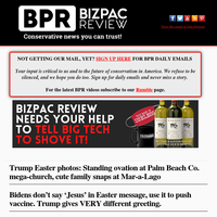 Trump Easter photos: Standing ovation at Palm Beach Co. mega-church, cute family snaps at Mar-a-Lago