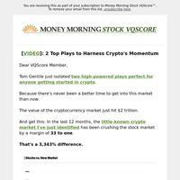 Two high-powered cryptos