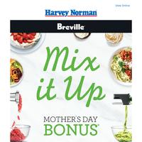 Mother's Day Bonus Offer   Breville Bakery Chef HubTM