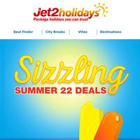 Sizzling summer deals