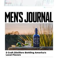 5 Craft Distillers Bottling America's Local Flavors