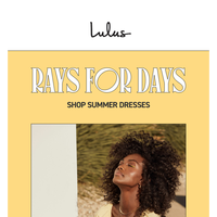 Dreamy Summer Dresses   Cutest Contest EVER 🐾