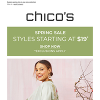 Just in: Mother's Day shopping starts now