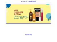 Get summer ready the amazon beauty summer store