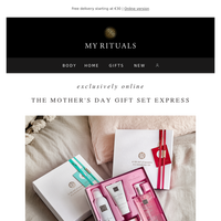 Discover The Mother's Day Gift Set Express