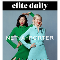 NET-A-PORTER's Spring/Summer Drop Is Here   Sponsored