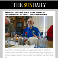 Pandemic another hurdle for veterans organizations with declining membership