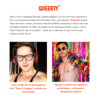 Get prepped for summer with these LGBTQ wellness stories