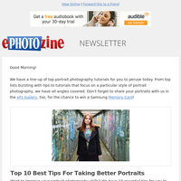 Read Our Top Portrait Photography Tutorials Today
