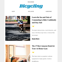 Learn the Ins and Outs of Commuting to Ride Confidently and Stay Safe