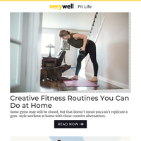 Creative Fitness Routines You Can Do at Home