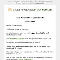 Three small stocks are tied to $353 billion
