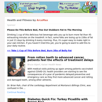 Health and Fitness for Tuesday April 27, 2021