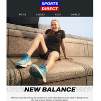 Just Dropped From New Balance