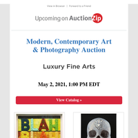 Modern, Contemporary Art & Photography | Luxury Fine Arts