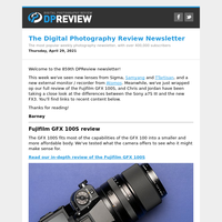 Digital Photography Review Newsletter: Wednesday, April 28, 2021