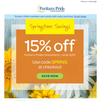 Your 15% off deal is almost gone