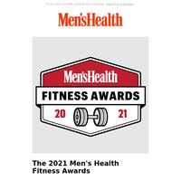 The 2021 Men's Health Fitness Awards