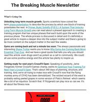 Phased Training Methodologies for Muscle Gain