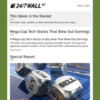 A Look Ahead to Next Week's Earnings, Cathie Wood's Buys & Sells, and What Happened in the Market This Week