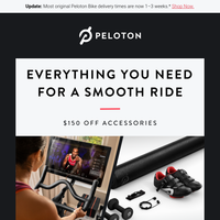 How to Save $150 with Peloton
