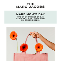 Last Chance: Make Sure Mom Gets Her Gift