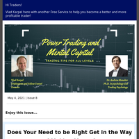 Does your need to be right get in the way of making money?