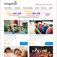 Try Code SAVE on deals near you & get even EXTRA off health & beauty