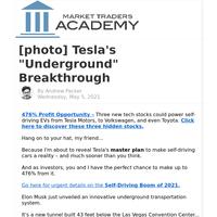[photo] Tesla's \