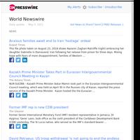 World News (Wed 05 May 2021)