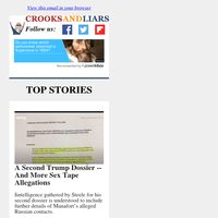 Crooks and Liars Daily Update For 05/05/2021