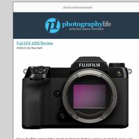 Fuji GFX 100S Review